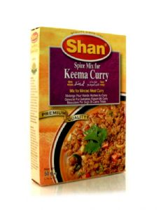 Shan Keema Curry [mix for minced meat curry] | Buy Online at The Asian Cookshop.